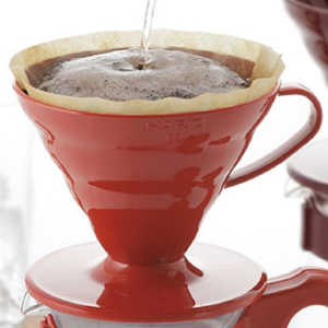 Hario V60 Coffee Dripper 02 Red (PP)_1 Ashcoffee