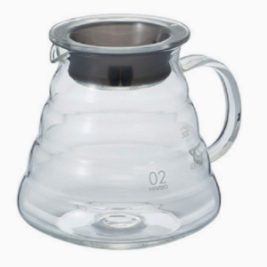 Hario V60 Coffee Server 600 ml Glass_1 Ashcoffee