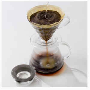 Hario V60 Coffee Server 600 ml Glass_2 Ashcoffee