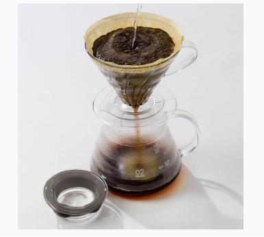 Hario V60 Coffee Server 600 ml Glass_2 Ashcoffee