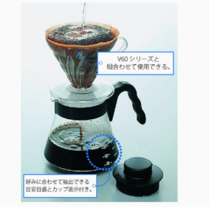 Hario V60 Coffee Server 700 ml_1 Ashcoffee