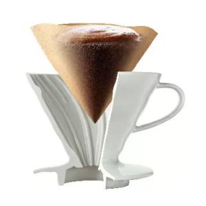 Hario V60 Paper Filter 02 Brown 100 Sheets_1 Ashcoffee