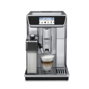 Delonghi Prima Donna Elite Espresso Machine – ECAM650.85