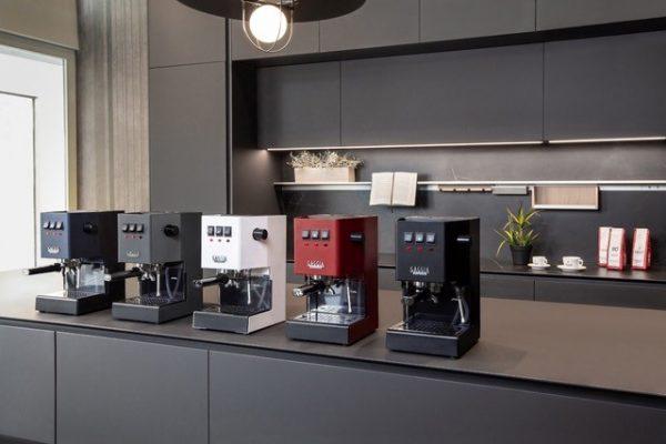 Gaggia Classic Pro Espresso Machine_Multi colour Ashcoffee
