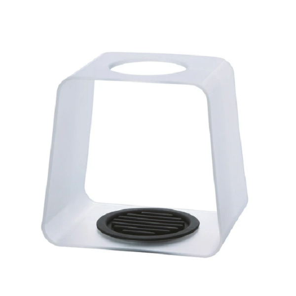 Hario Acrylic Drip Stand Cube_1 Ashcoffee