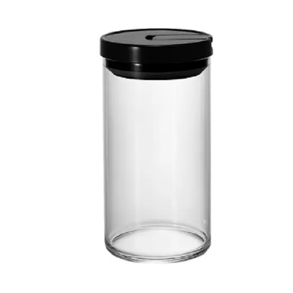Hario Coffee Canister Glass 1L_1 Ashcoffee