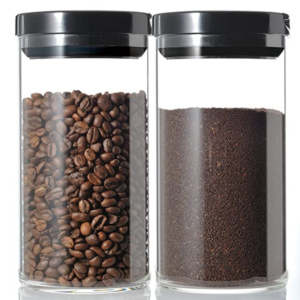 Hario Coffee Canister Glass 1L_2 Ashcoffee