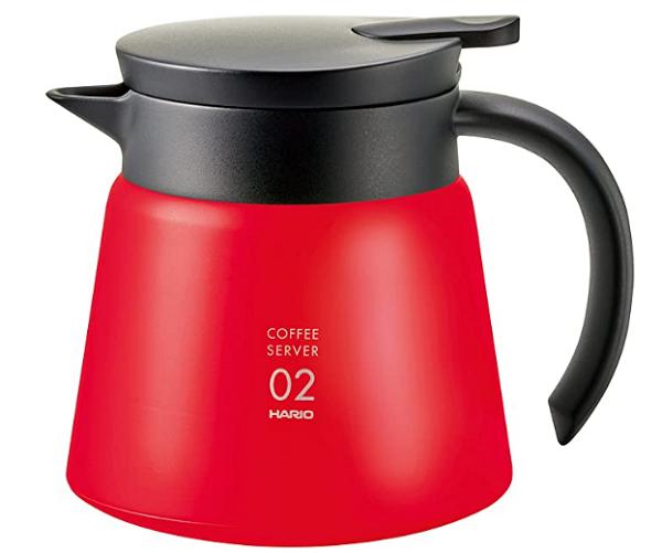 Hario Range Server Red 600 ml_1 Ashcoffee