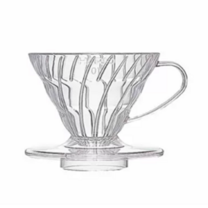 Hario V60 Coffee Dripper 2 Cups Clear_1 Ashcoffee