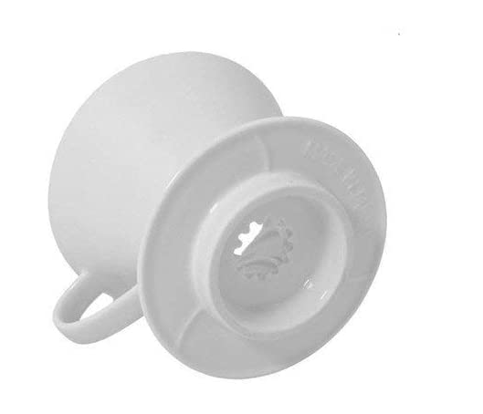 Hario V60 Coffee Dripper 2 Cups White_2 Ashcoffee