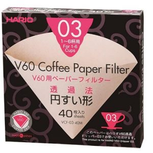 Hario V60 Filter 03 Brown_1 Ashcoffee
