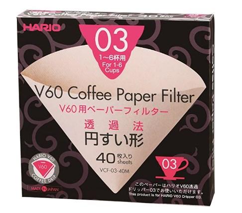 Hario V60 Filter 03 Brown_1 Ashcoffee