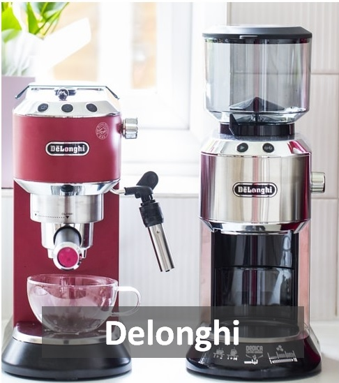 delonghi prima donna elite coffee machine