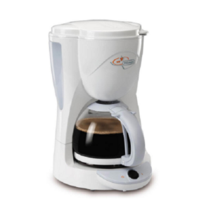 Delonghi ICM2.1W Drip Coffee Machine White