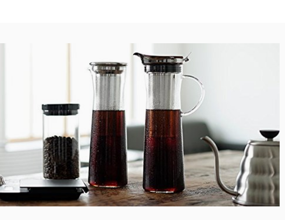 Hario Cold Brew Coffee Pitcher with Handle 1000 ml_2 Ashcoffee