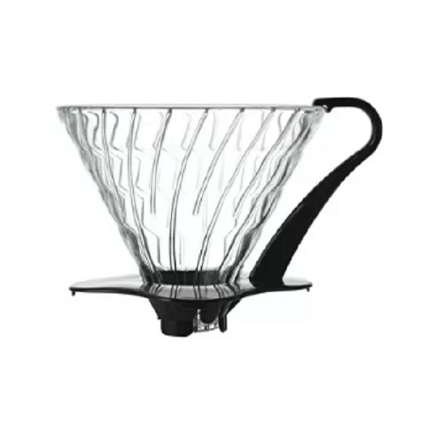 Hario V60 Coffee Dripper 06 Cups Glass_1 Ashcoffee