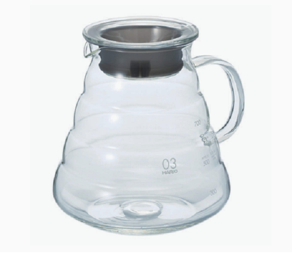 Hario V60 Coffee Server 800 ml Glass_1 Ashcoffee