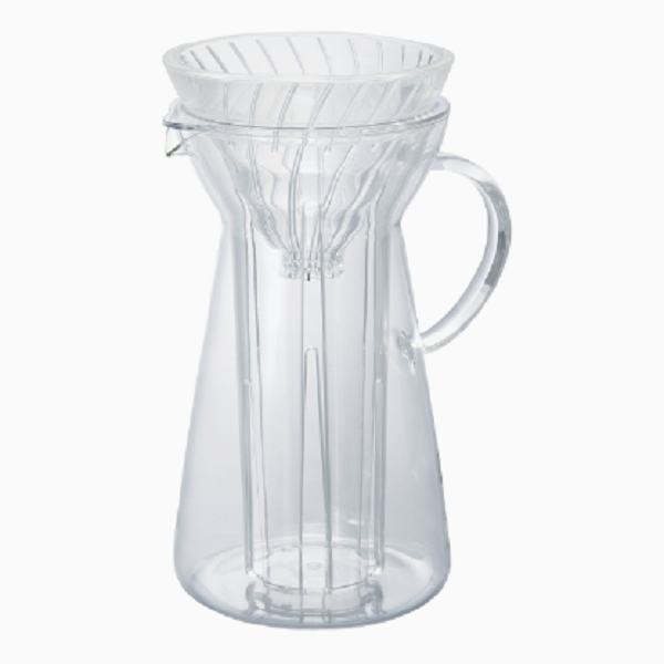 Hario V60 Glass Iced Coffee Maker_1 Ashcoffee