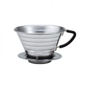 Kalita Wave -185 -Stainless Dripper_1 Ashcoffee