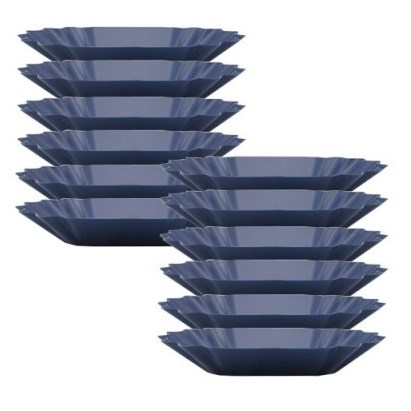 Rhino Bean Tray Blue - 12 Pack_1 Ashcoffee