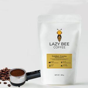 Lazy Bee Coffee Golden Crema